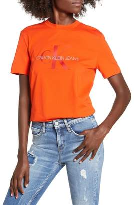 Calvin Klein Jeans Logo Graphic Tee