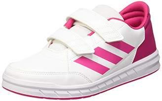 adidas Unisex Kids' AltaSport Cf K Fitness Shoes, Multicolour (Ftwbla Magrea 000)