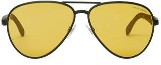 Ralph Lauren Safari Pilot Sunglasses