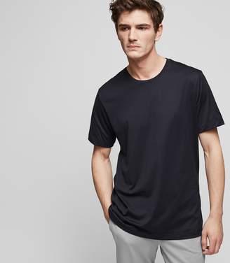 Reiss Hanro Short-Sleeved T-Shirt Short-Sleeved T-Shirt