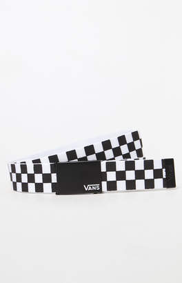Vans Deppster Checkerboard Web Belt
