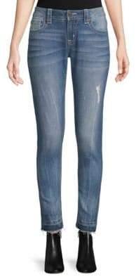 Miss Me Five-Pocket Mid-Rise Jeans