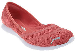 Puma Mesh Slip-On Shoes - Vega Ballet