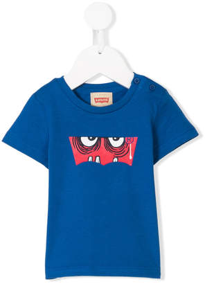 Levi's Kids printed logo T-shirt