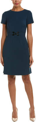 Tahari by Arthur S. Levine Tahari Asl A-Line Dress