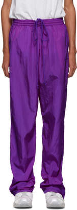 Vetements Purple Angel Lounge Pants