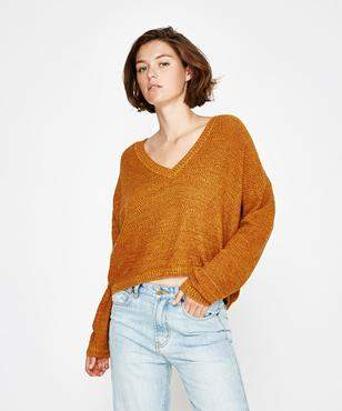 Somedays Lovin Somedays Lovin' Fields Of Gold Jumper Gold Marle