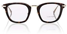 Tom Ford Men's TF5496 Eyeglasses-Brown