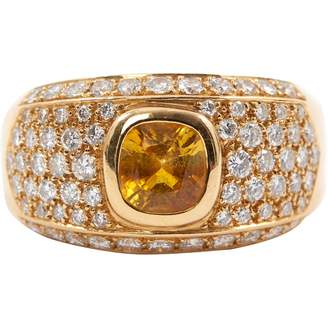 Van Cleef & Arpels Vintage Gold Yellow gold Ring
