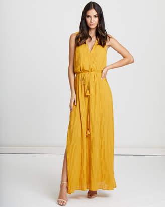 Eden Textured Maxi Dress