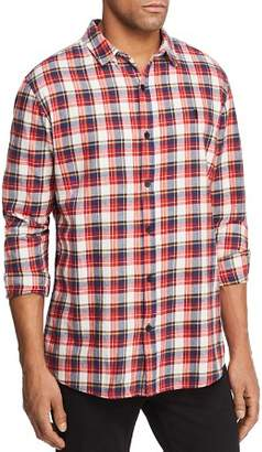 nANA jUDY Rush Plaid Graphic Back Button-Down Shirt - 100% Exclusive