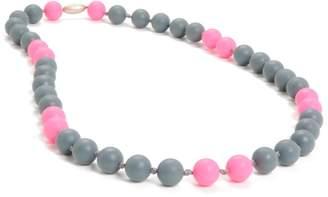 Waverly CHEWBEADS Necklace - Stormy Grey