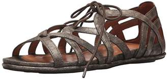 Gentle Souls by Kenneth Cole Women's Orly Lace-Up Sandal Sandal