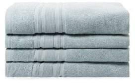 Melange Home Cotton Bath Towel- Set of 4