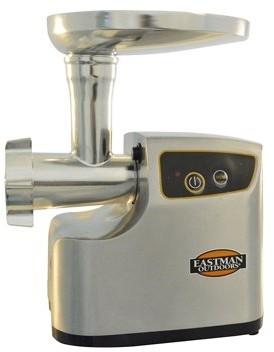 Eastman Professional Meat Grinder 1 HP Stainless Steel