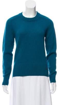 Gucci Rib Knit Wool Sweater