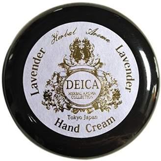 Deica (デイカ) - DEICA ハーバルアロマ ハンドクリーム ラベンダー