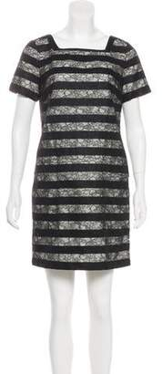 Marc by Marc Jacobs Short Sleeve Mini Dress