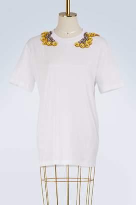 Stella McCartney Embroidered t-shirt