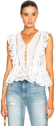 Sea Lace Back Tank
