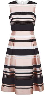 Hobbs Bridgette Stripe Dress