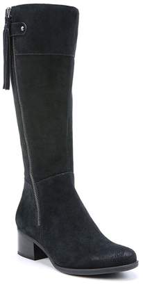 Naturalizer Demi Tall Zip Boot - Wide Width Available