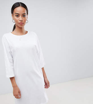 Noisy May Tall Long Oversized T-Shirt Dress