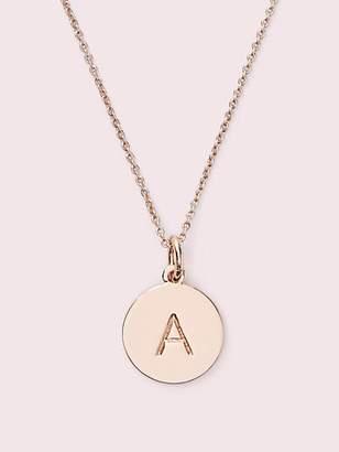 Kate Spade Initial pendant