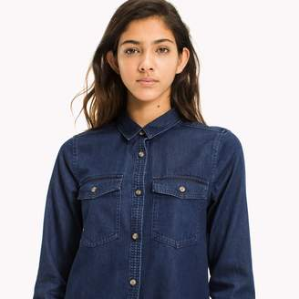 Tommy Hilfiger Soft-Washed Denim Shirt