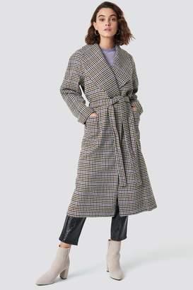 Gestuz Welle Check Coat