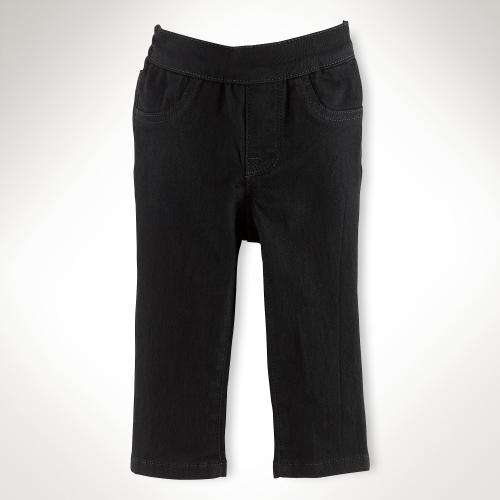 Black Aubrie Legging
