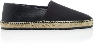 WANT Les Essentiels Heras Leather Espadrilles Size: 39