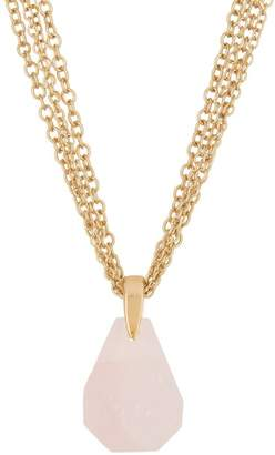 Melrose and Market Stone Drop Short Necklace