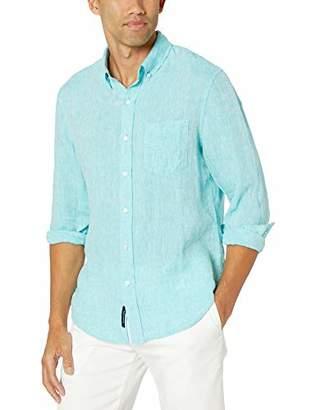 Reyn Spooner Men's Linen Long Sleeve Shirt