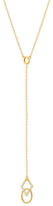 Ivanka Trump Affinity Long Lariat Chain Necklace with Diamonds $2,700 thestylecure.com