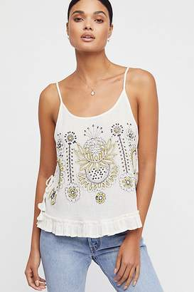 Bumble Bri Embroidered Tank Top