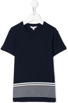Orlebar Brown KIDS Jimmy hem T-shirt