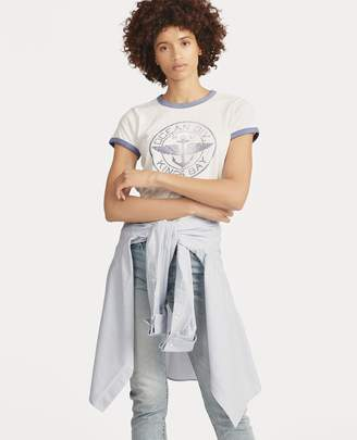Ralph Lauren Cotton Graphic T-Shirt