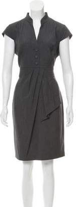 Calvin Klein Collection Sleeveless Midi Dress