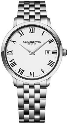 Raymond Weil ' Toccata' Quartz Stainless Steel Casual Watch