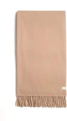 Rag & Bone Classic Wool Scarf in Camel