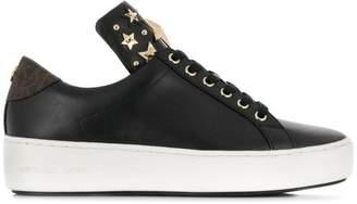 MICHAEL Michael Kors star studded sneakers
