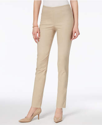 Charter Club Chelsea Tummy Control Skinny-Leg Ankle Pants