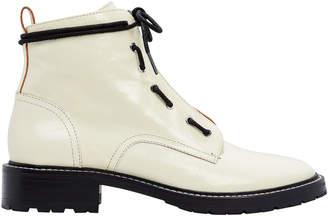 Rag & Bone Cannon White Boots