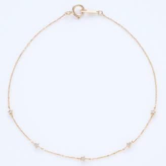 ソーイ sowi 【K18・ダイヤモンド】スターダストコレクション ブレスレット