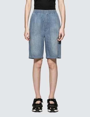 MM6 MAISON MARGIELA Denim Shorts