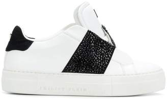 Philipp Plein studded low top sneakers