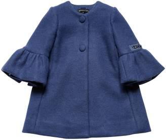 MonnaLisa Wool Felt Coat