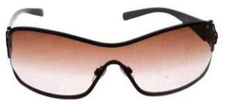 Chanel Strass Camellia Sunglasses