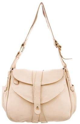 Donna Karan Leather Shoulder Bag